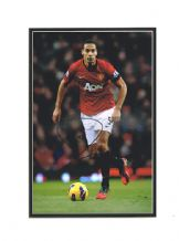 Rio Ferdinand Autograph Signed Photo - Manchester United